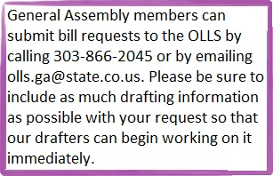 Bill Requests