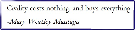 Mary Wortley Mantagu Quote