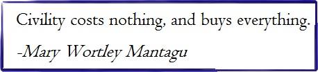 Mary Wortley Mantagu Quote
