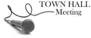Image result for town hall meeting