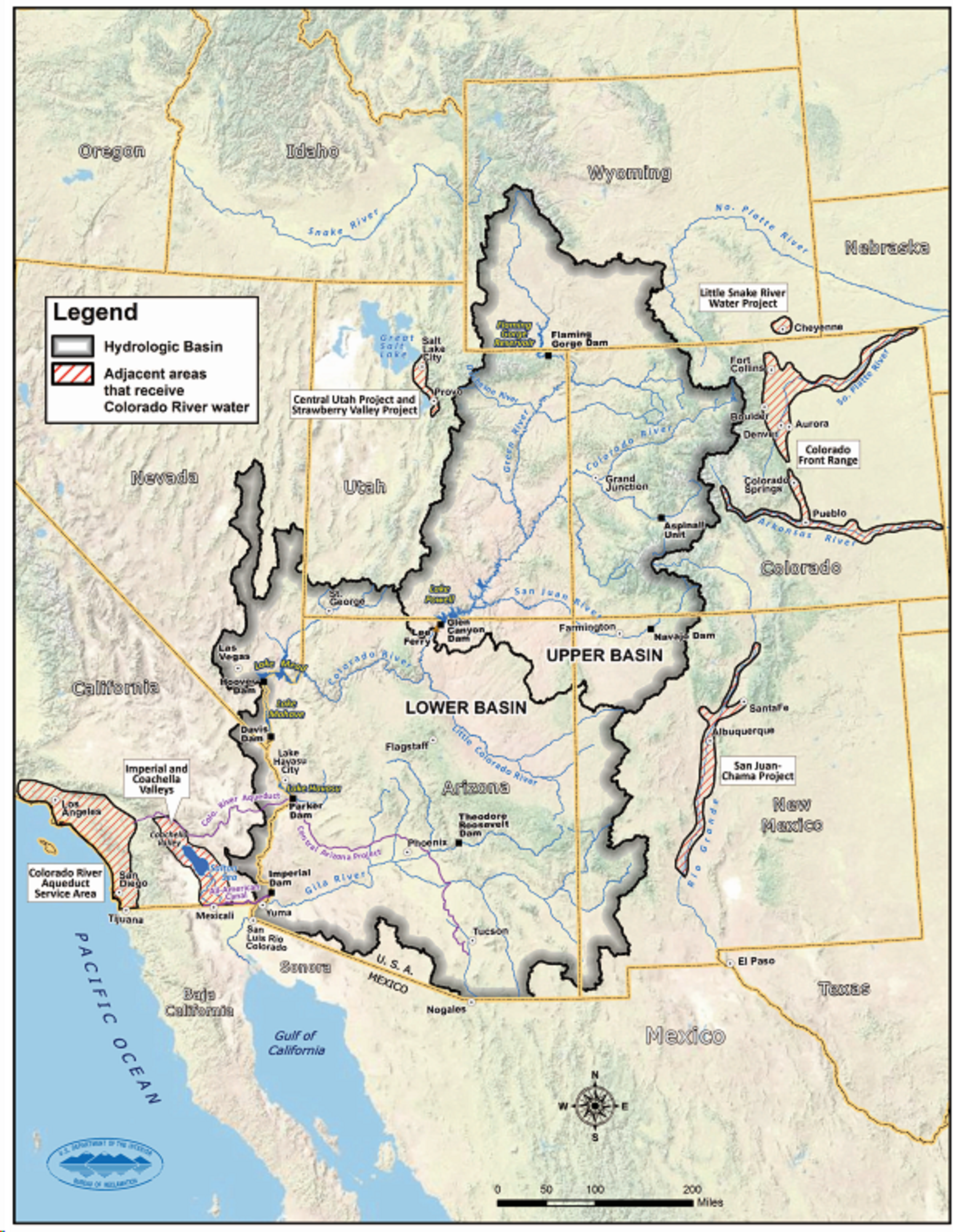 New Water Demand Management Agreement on the Colorado River