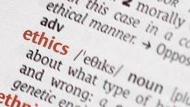 Legislative Ethics – Conflict of Interest