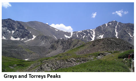 """A Journey of 14,000 Feet Begins With a Single Step, or """"How to (Re)Name a Colorado Mountain"""""""